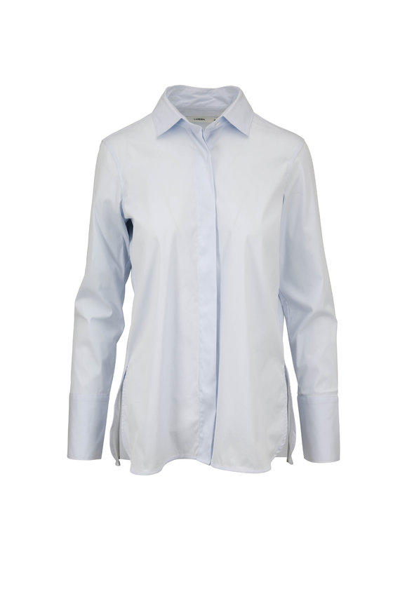 Lareida Taylor Light Blue Blouse