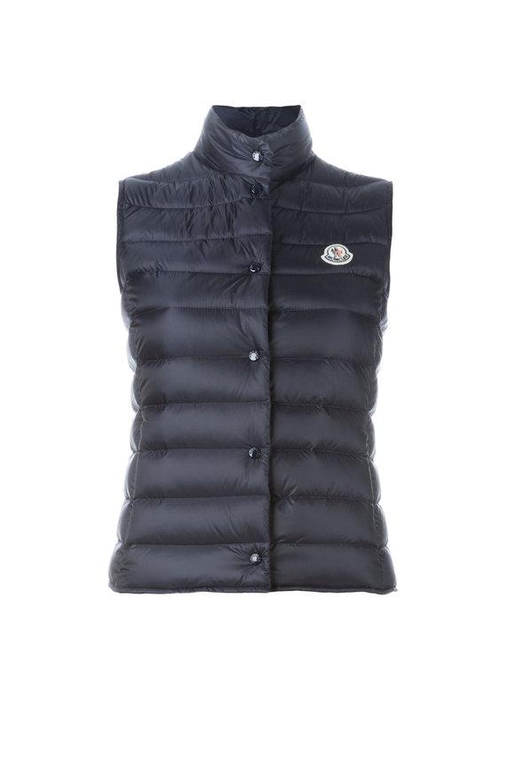 Moncler Liane Navy Blue Vest