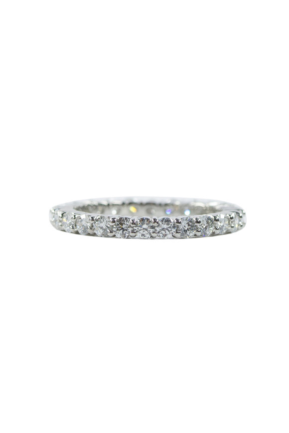 Oscar Heyman Diamond Guard Ring