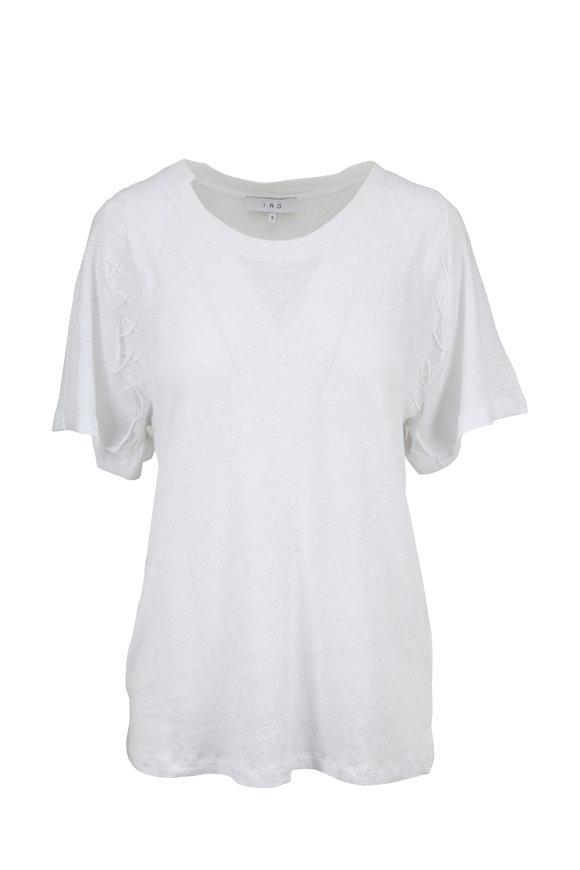 IRO Milna White T-Shirt