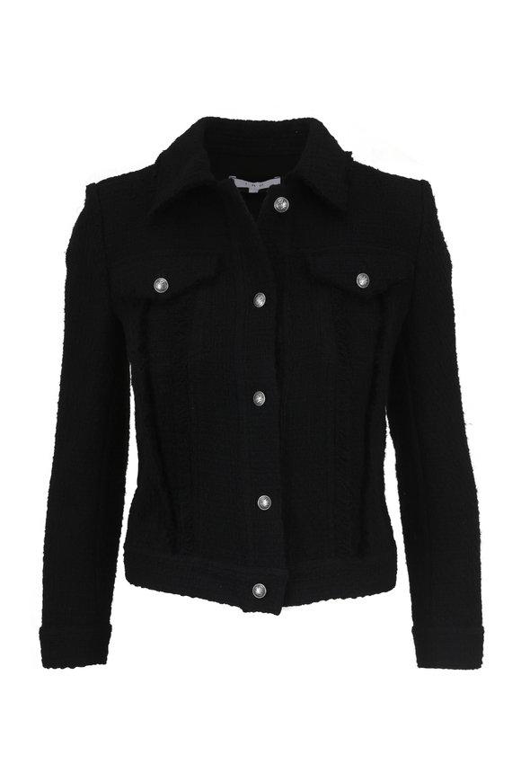 IRO Paloma Black Jacket