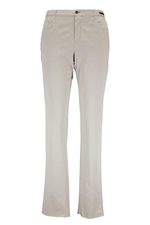 PT01 Khaki Five Pocket Pant