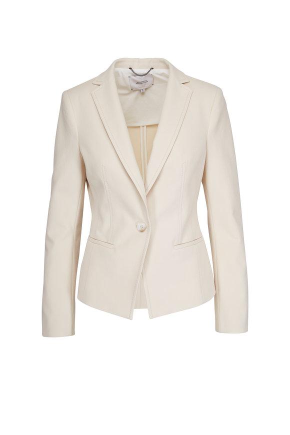 Dorothee Schumacher Look Sharp Vanilla Jacket