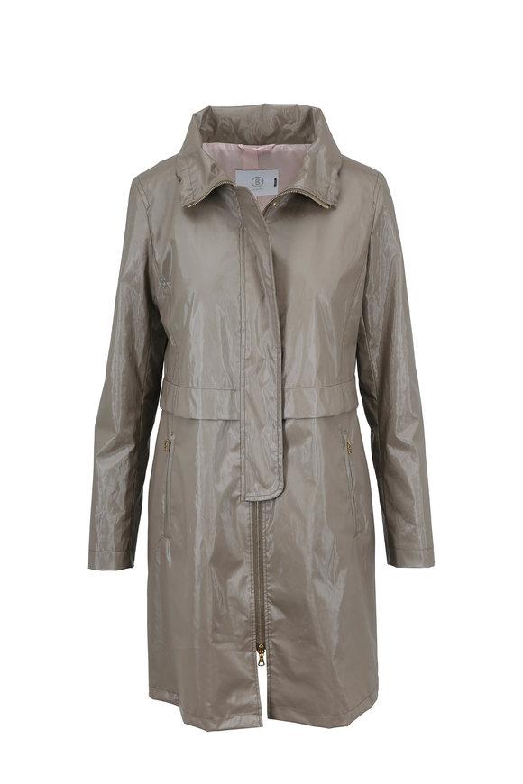 Bogner Amanda Taupe Rain Jacket