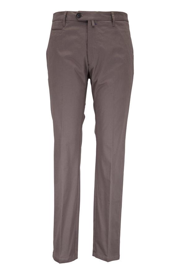 J.W. BRINE Johan Grey Cotton Pant
