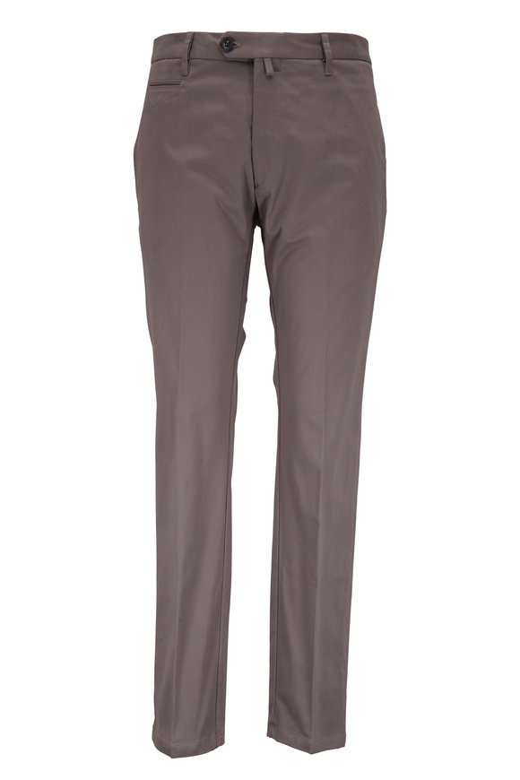 J.W. Brine Johan Grey Cotton Pant