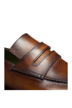 Berluti - Andy Démesure Dark Brown Leather Loafer
