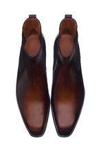 Berluti - Classic Capri Tobacco Leather Boot