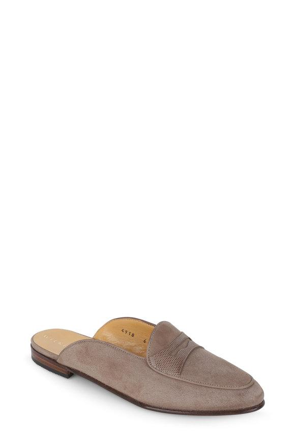 Driver Loafer Shoes for Men On Sale, Black, Leather, 2017, 6 6.5 9 Ermenegildo Zegna