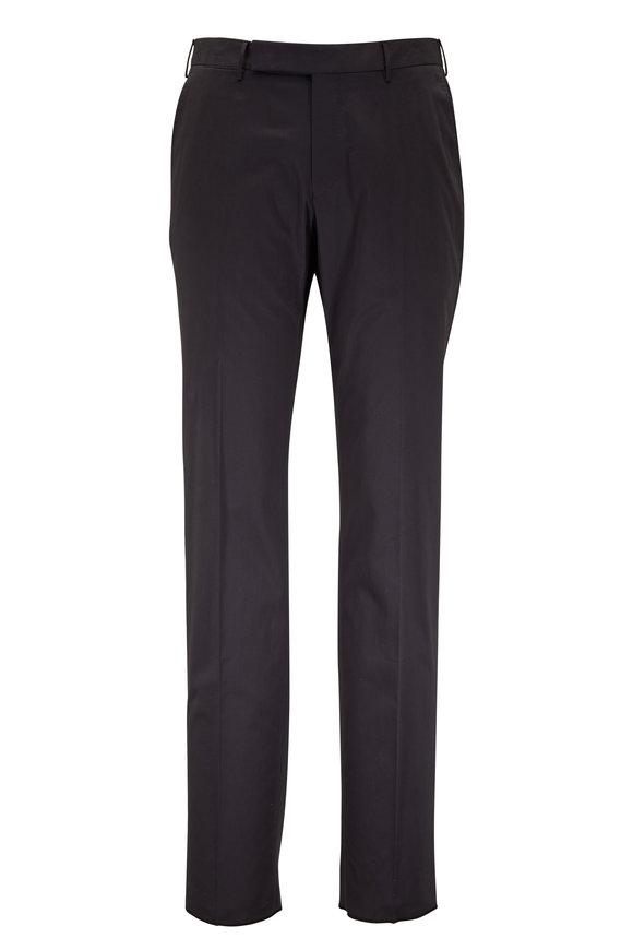 Ermenegildo Zegna Dark Green Cotton Five Pocket Pant