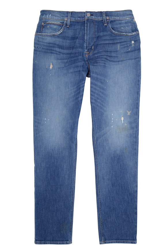 Hudson Clothing Axl Skinny Straight Jean