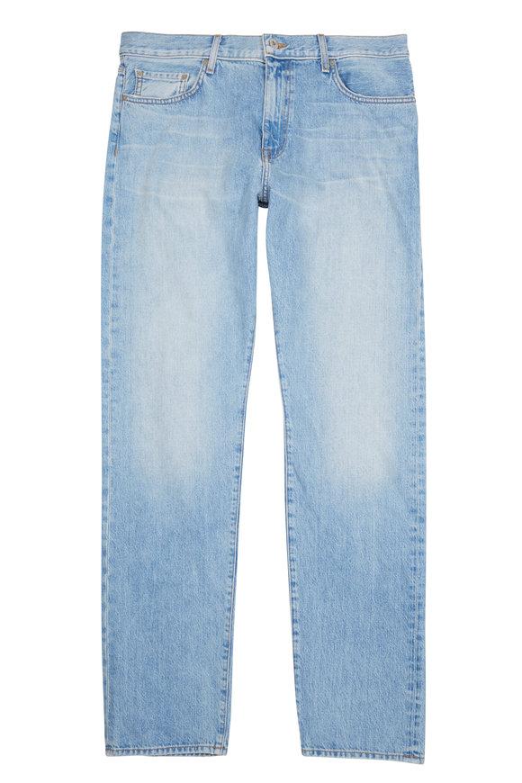 Baldwin Henley Light Rinse Slim Straight Jean