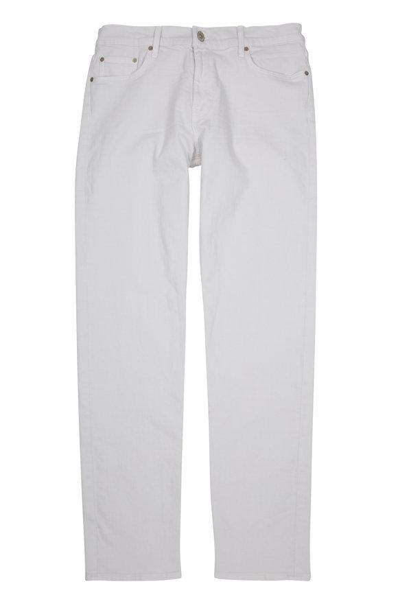 Baldwin Henley Neutral Slim Straight Jean