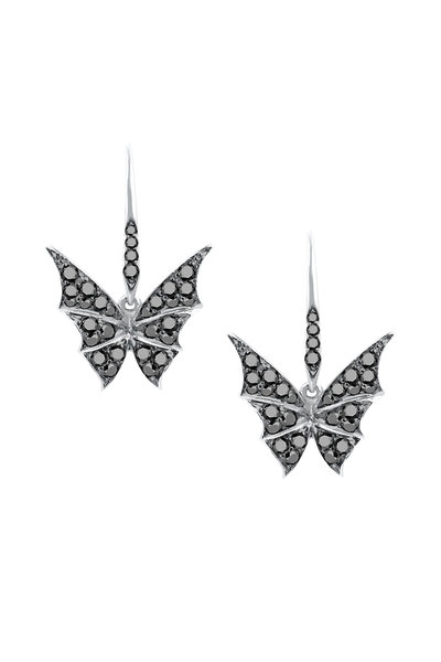 Stephen Webster - White Gold Fly By Night Earrings