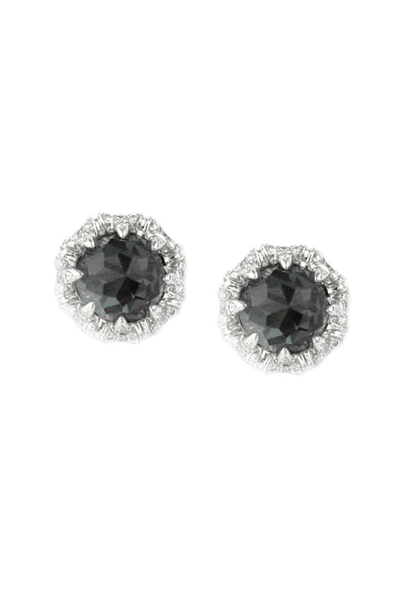 Stephen Webster Crystal Haze Sea Urchin Stud Earrings