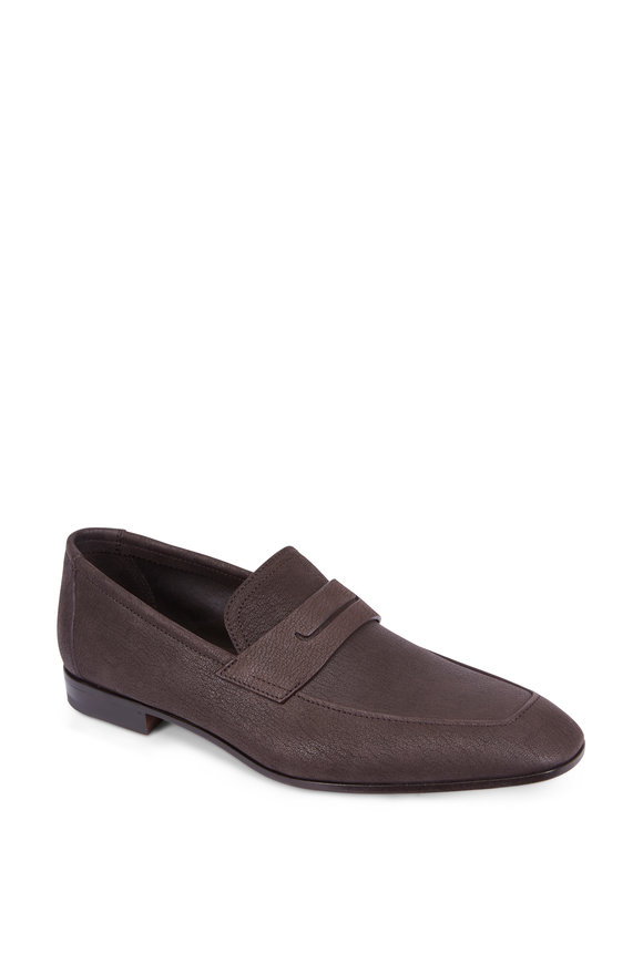 Berluti Lorenzo Rimini Leather Loafer