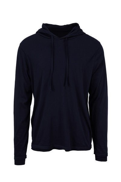 Vince - New Coastal Double-Layer Hoodie