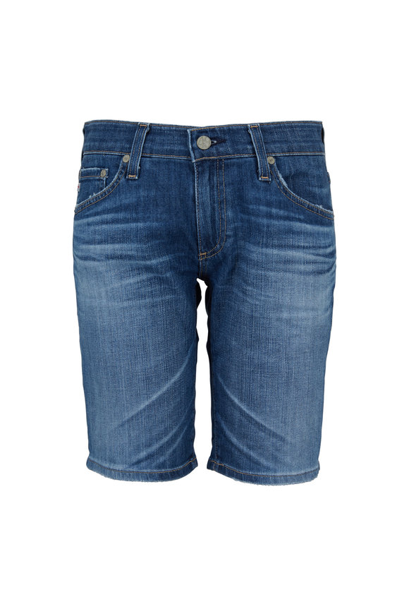 AG - Adriano Goldschmied The Nikki Relaxed Skinny Jean Shorts