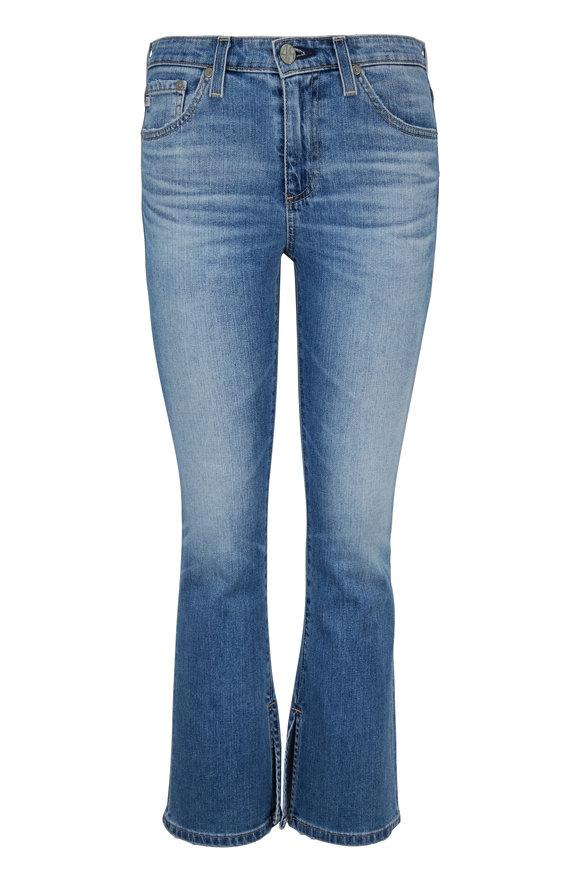AG - Adriano Goldschmied The Jodi High-Rise Crop Flare Jean