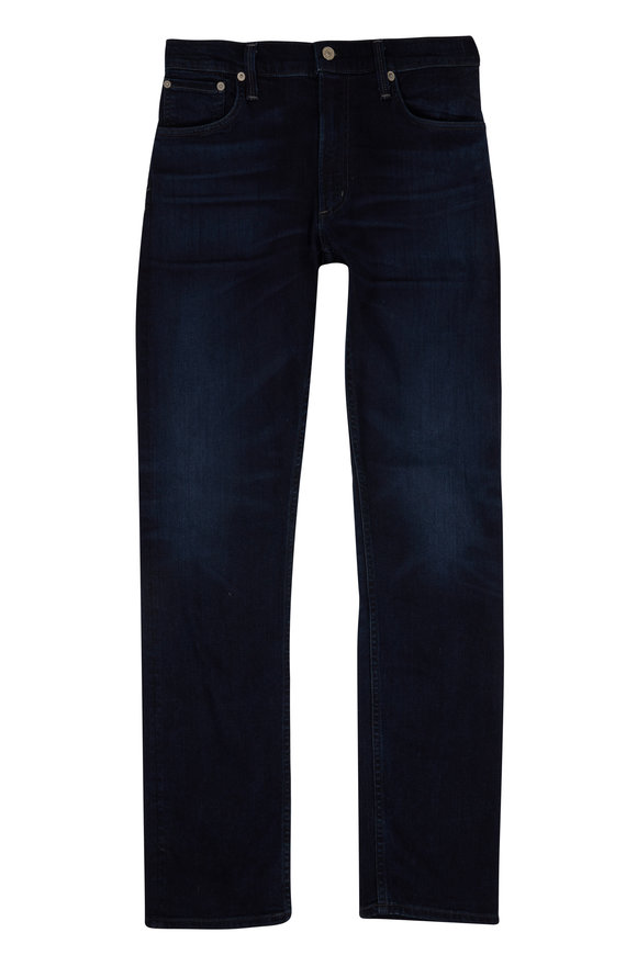 Citizens of Humanity Bowery Dark Wash Standard Slim Five Pocket Jean