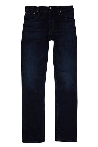 Citizens of Humanity - Bowery Dark Wash Standard Slim Five Pocket Jean