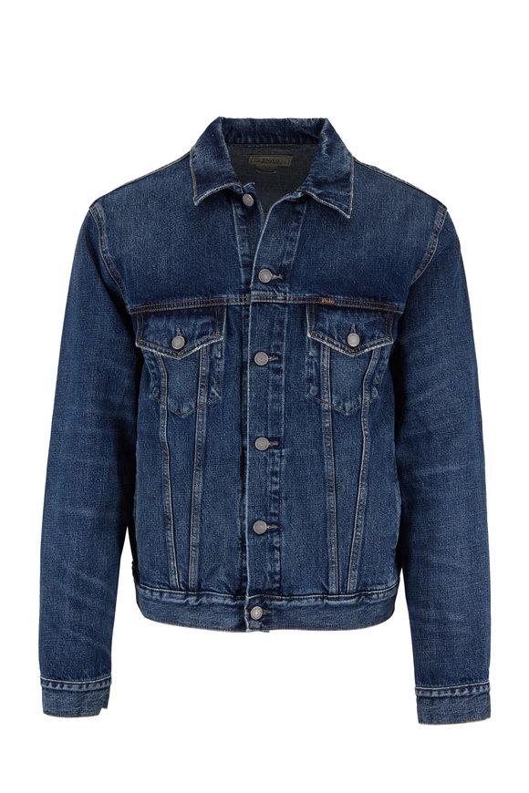 Polo Ralph Lauren Blue Denim Jacket