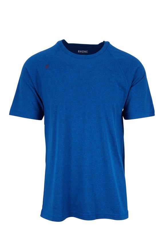Rhone Apparel Reign Turkish Sea Heather T-Shirt