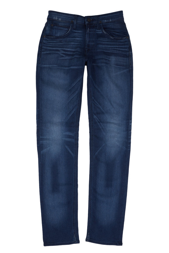 Hudson Clothing Blake Super Stretch Slim Straight Jean