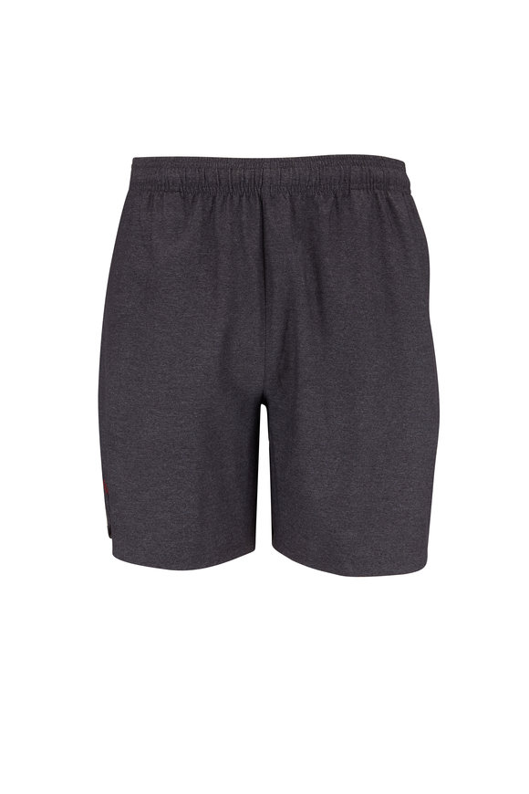 Rhone Apparel Guru Black Performance Shorts