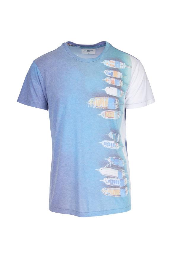 Sol Angeles Buena Vista Bay Crewneck T-Shirt