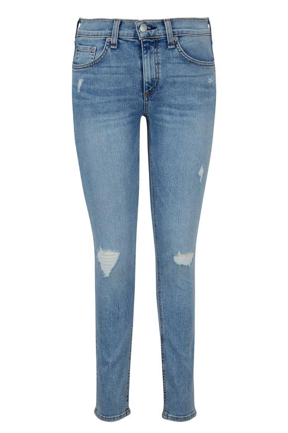 Rag & Bone Ankle Mid-Rise Skinny Jean