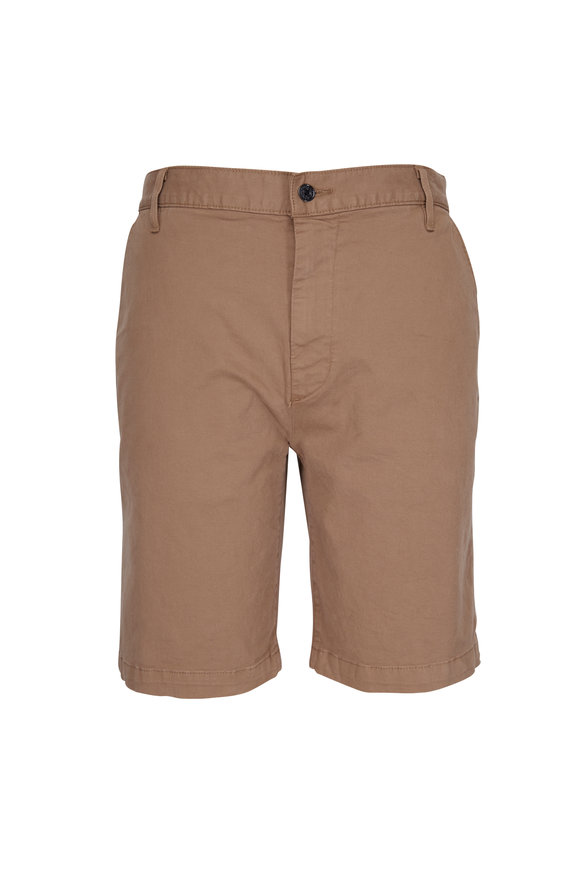 7 For All Mankind Chino Rich Khaki Shorts