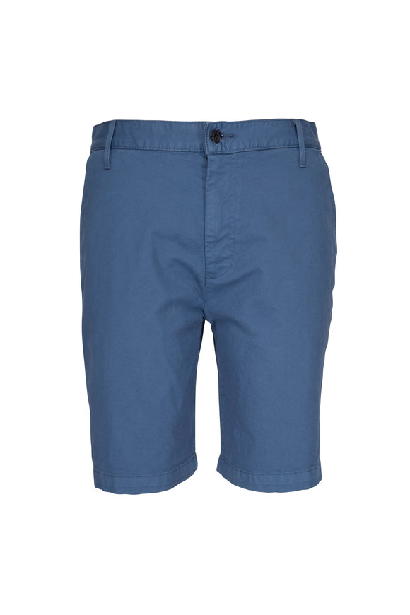 7 For All Mankind Chino Blue Wave Shorts
