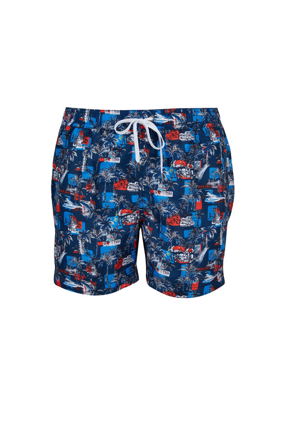 Onia Charles Beach Vibe Swim Trunks