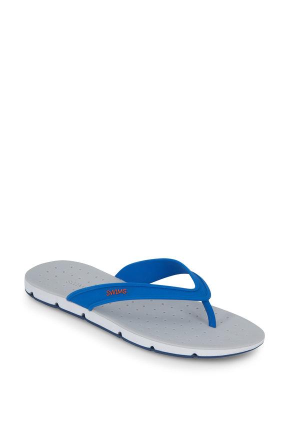 Swims Blue Breeze Thong Sandal
