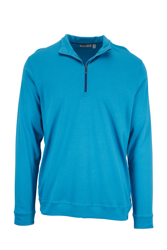 tasc Performance Barracuda Pimaluxe Quarter-Zip Pullover