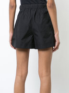 Vince - Coastal Blue Pleated Front Short