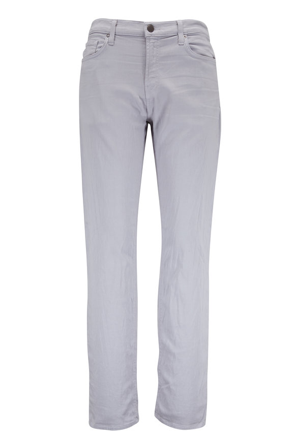 J Brand Kane Gray French Terry Regular Fit Pant