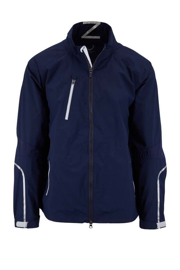 Zero Restriction  Navy Blue Power Tourque Jacket