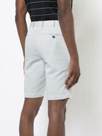 PT Pantaloni Torino - Stone Linen Blend Bermuda Shorts