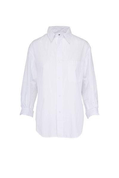 Citizens of Humanity - Kayla White Cotton Shirt