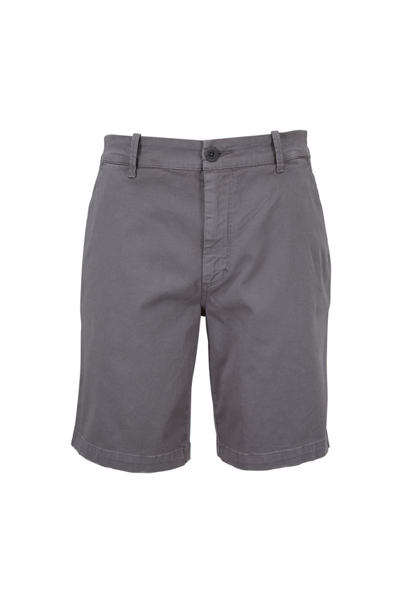 Hudson Clothing Clint Gray Chino Shorts