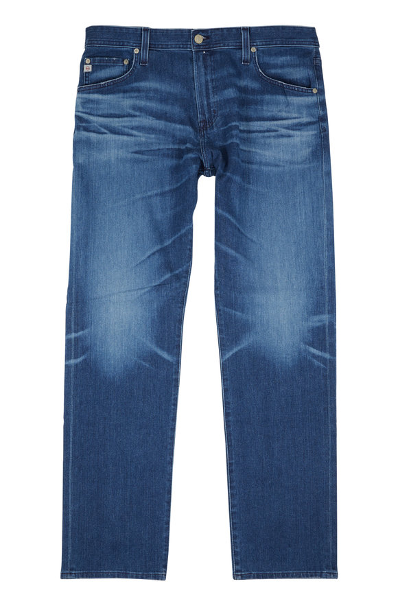 AG - Adriano Goldschmied The Graduate Slim Straight Jean