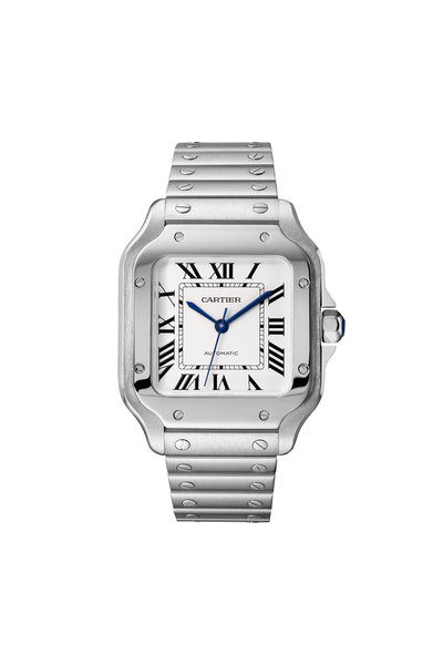 Cartier - Santos de Cartier Steel Watch, 35mm