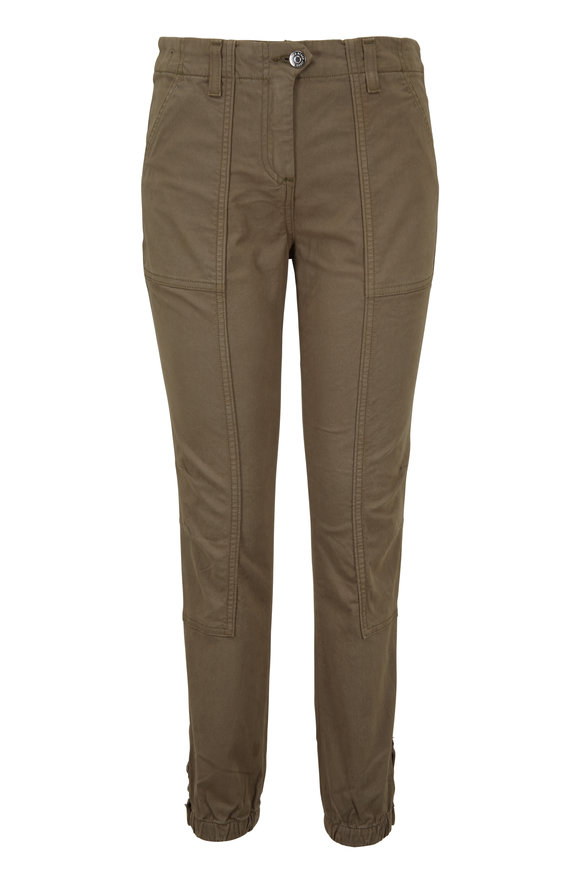 Veronica Beard Army Field Cargo Pant