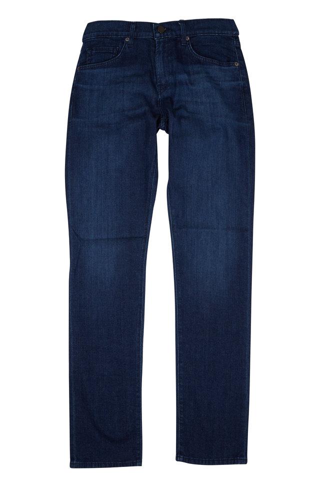 Tyler Slim Fit Five Pocket Jean