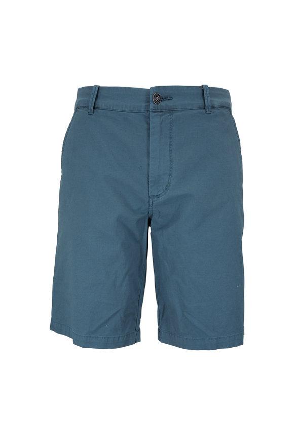 Hudson Clothing Turquoise Bermuda Shorts