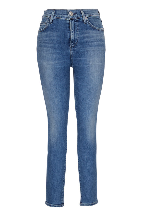 Citizens of Humanity Rocket High-Rise Crop Jean