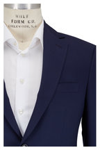 Coppley - Navy Blue Wool Suit