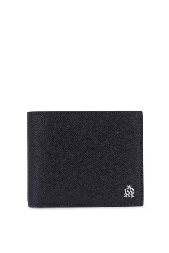 Dunhill Cadogan Black Leather Billfold Wallet